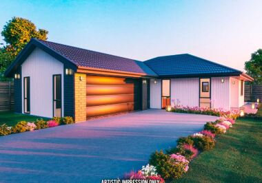 Generation Homes Christchurch House and Land Packages - Lot 13 - Copper Ridge