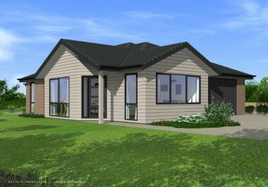 Generation Homes Auckland North House and Land Packages - Lot 209 - Parkview, Helensville