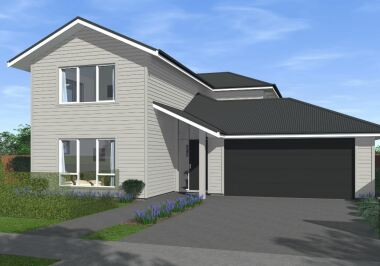 Generation Homes Auckland North House and Land Packages - Lot 37 Pitoitoi Drive - Riverhead Point