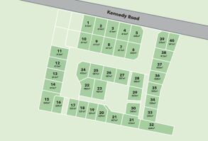 Generation Homes Subdivision Kennedy Heights