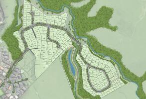 Generation Homes Subdivision Three Creeks Estate