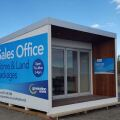 Copper Ridge Sales Office, Halswell