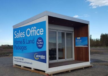 Generation Homes House Plans - Copper Ridge Show Room