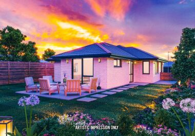 Generation Homes Christchurch House and Land Packages - Lot 225 - Branthwaite