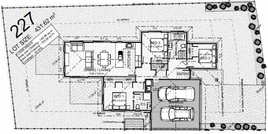 Generation Homes Package Lot 227 - Branthwaite