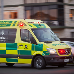St Johns Ambulance Services in Christchurch