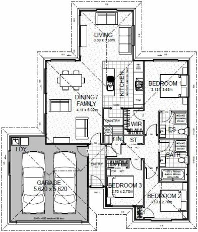 Generation Homes Package Lot 1 - East Maddisons Estate