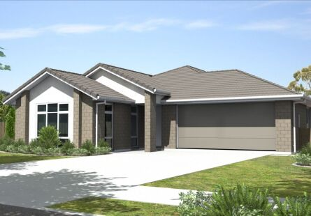 Generation Homes Bay of Plenty House and Land Packages - 3 bed, 2 bath, double garage under $600,000!