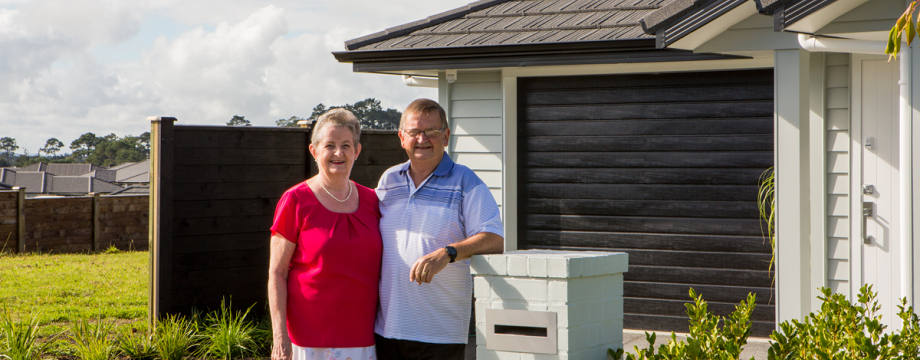 Couple fulfil lifelong dream and complete smooth sailing new home build with Generation Homes