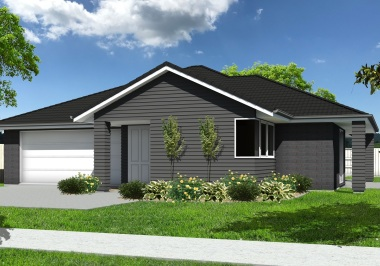 Generation Homes Tauranga & the Wider Bay of Plenty House and Land Packages - The Boulevard Lot 830 Golden Sands