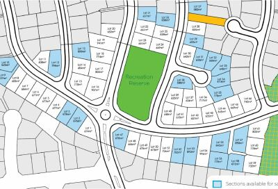 Generation Homes Subdivision Ngaroto Estate - New Stages
