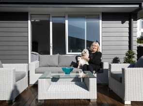 Generation Homes Plan New build in Millwater fulfils long-time dream for couple