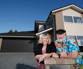 Generation Homes Auckland North client reference - New build better value than buying an existing home, Auckland North retirees find