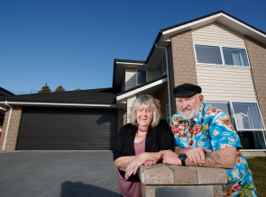 Generation Homes Plan New build better value than buying an existing home, Auckland North retirees find