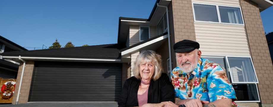 New build better value than buying an existing home, Auckland North retirees find
