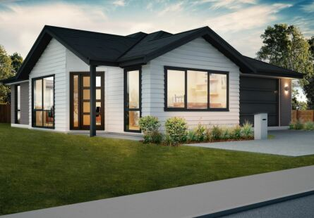 Generation Homes Auckland North House and Land Packages - Helensville - Affordable Elevated and North Facing