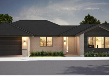 Generation Homes Auckland North House and Land Packages - Stunning corner site with privacy!