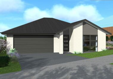 Generation Homes Auckland North House and Land Packages - The perfect 3 bedroom North facing home!