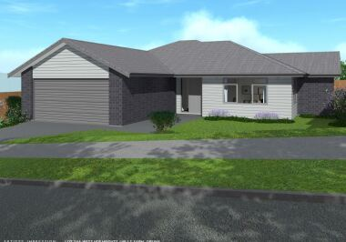 Generation Homes Auckland North House and Land Packages - Single Level, 3 Bedroom Beauty!