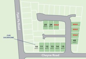 Generation Homes Subdivision Cnr Cheyne and Pyes Pa Road