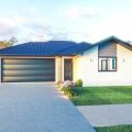 Generation Homes Christchurch House and Land Packages - Home for a Family - Lot 229 - Branthwaite