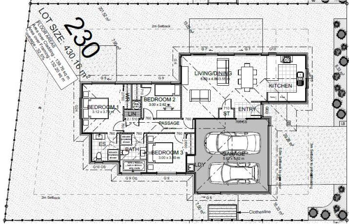 Generation Homes Package Lot 230 - Branthwaite