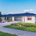 Generation Homes Christchurch House and Land Packages - Lovely Home - Lot 226 - Branthwaite