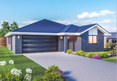 Generation Homes Christchurch House and Land Packages - Lot 217 - Branthwaite