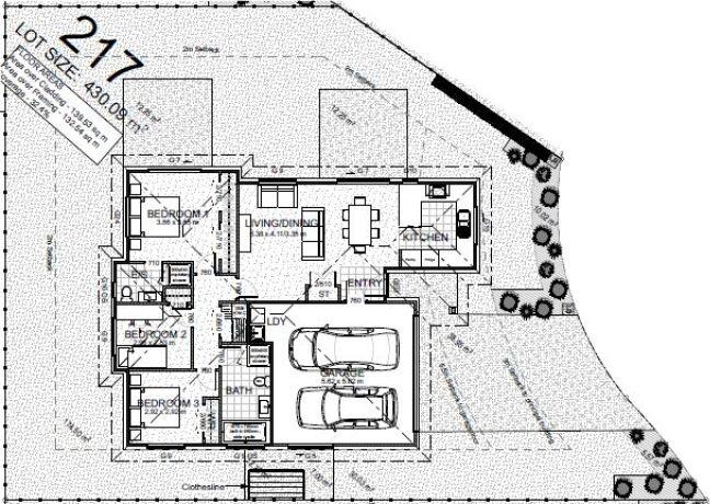 Generation Homes Package Lot 217 - Branthwaite