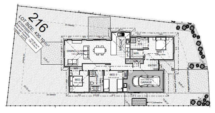 Generation Homes Package Lot 216 - Branthwaite