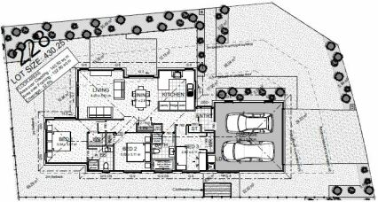 Generation Homes Package Lot 228 - Branthwaite Stage A