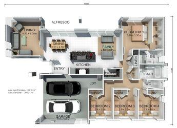 Generation Homes Plan Kaituna