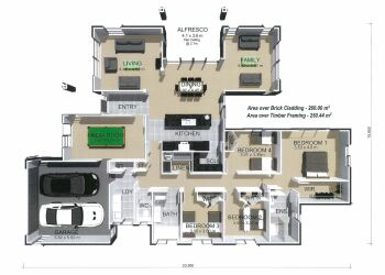 Generation Homes Plan Maungatautiri