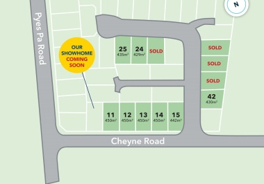 Generation Homes Tauranga & the Wider Bay of Plenty House and Land Packages - Lot 12 - Cnr Cheyne and Pyes Pa Road
