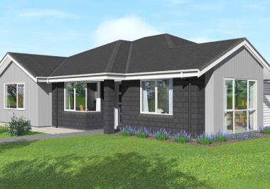 Generation Homes House Plans - Riverhead Show home