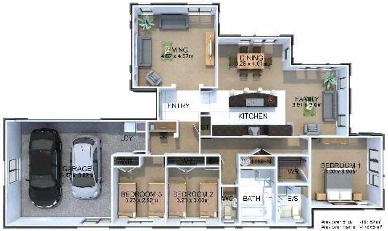 Generation Homes Package Lot 138 - Branthwaite
