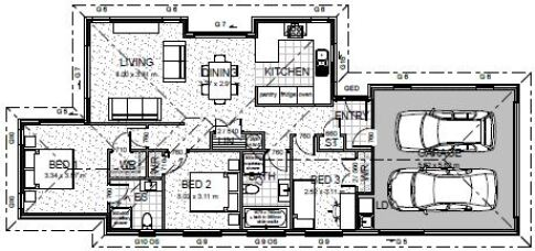 Generation Homes Package Lot 138 - Branthwaite  3 bed special