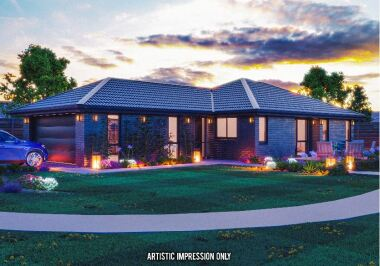 Generation Homes Christchurch House and Land Packages - Lot 138 - Branthwaite  3 bed special