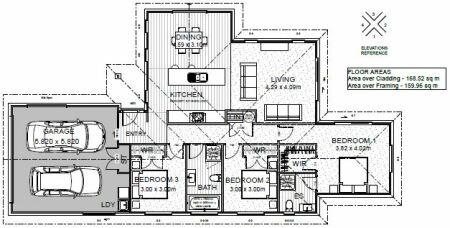 Generation Homes Package Lot 137 - Branthwaite 3 Bed stunner