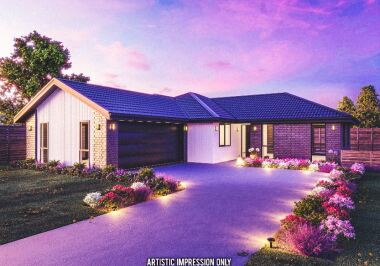 Generation Homes Christchurch House and Land Packages - Lot 152 - Branthwaite Family 3 bed large section