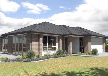 Generation Homes Christchurch House and Land Packages - Lot 156 - Branthwaite 4 bed two living