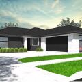 Generation Homes Christchurch House and Land Packages - Lot 149 - Branthwaite Stylish family 4 bed