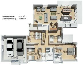 Generation Homes Package Lot 149 - Branthwaite Stylish family 4 bed
