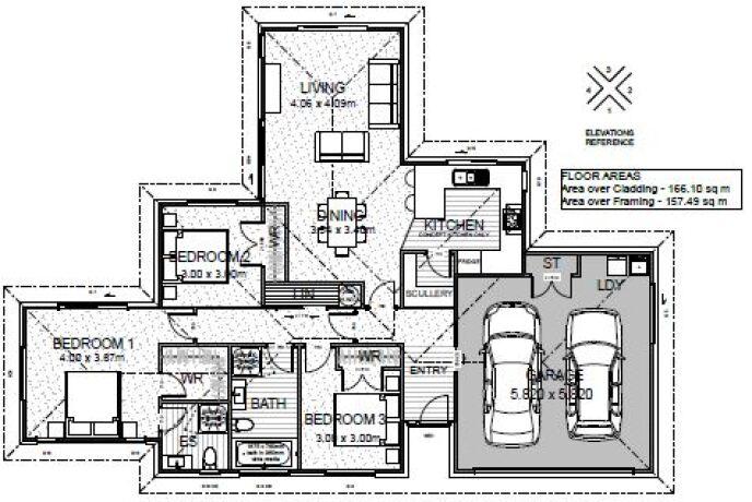 Generation Homes Package Lot 149 - 3 bed in Branthwaite (Under Offer)