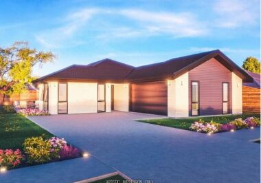 Generation Homes Christchurch House and Land Packages - Lot 156 - Branthwaite Affordable family 4 bed