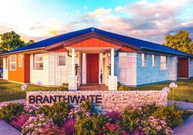 Generation Homes House Plans - Branthwaite Show Home