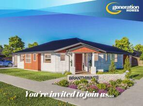 Generation Homes Plan New Show Home is opening in Branthwaite, Rolleston, 24 Nov
