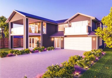 Generation Homes Rotorua / Taupo House and Land Packages - Lot 362 Kaimanawa Plan