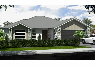 Generation Homes House Plans - The Drive Showhome