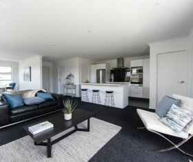 Generation Homes Auckland South client reference - Couple build their impressive first investment property in Auckland